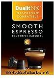 Dualit NX Smooth Espresso Café Coffee Capsules (Pack of 60)