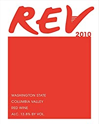 2010 REV Washington State Red Blend 750 mL