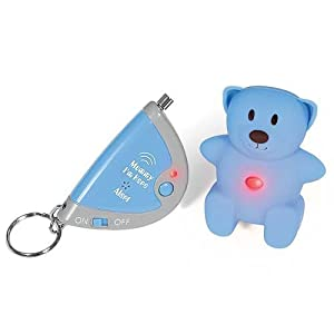 Mommy I'm Here cl-305 Child Locator with New Alert Feature, Blue