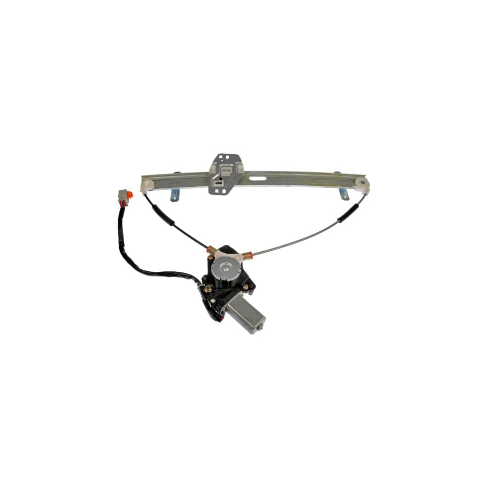 Dorman 748 132 Honda Element Front Passenger Side Power Window Regulator with Motor