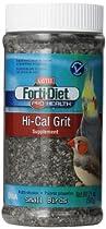 Kaytee Pet Products BKT100503066 Forti-Diet Pro Health Hi-Calcium Grit Small Bird Supplement Jar, 21-Ounce