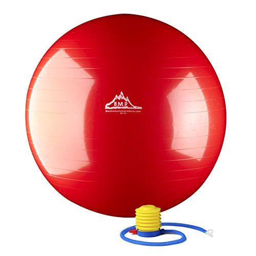 black-mountain-products-static-strength-exercise-stability-ball-with-pump-red-65cm-2000-lb