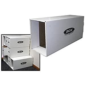 Amazon 10 Long Comic Book Drawer House Boxes