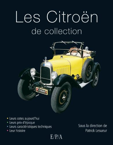 les-citroen-de-collection