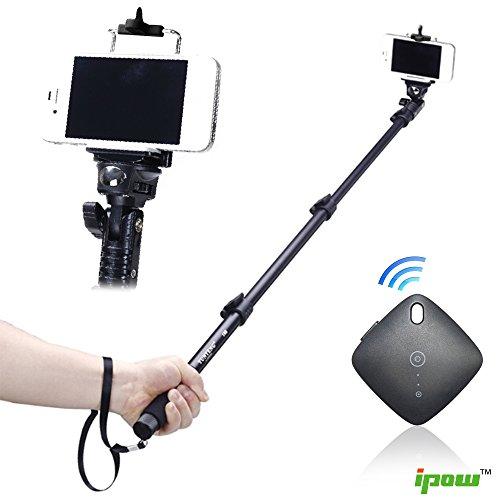 selfie stick gopro camera monopod ipow extendable ultra duty waterproof monopod pole with. Black Bedroom Furniture Sets. Home Design Ideas