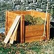 FSC Classic Single Wooden Compost Bin