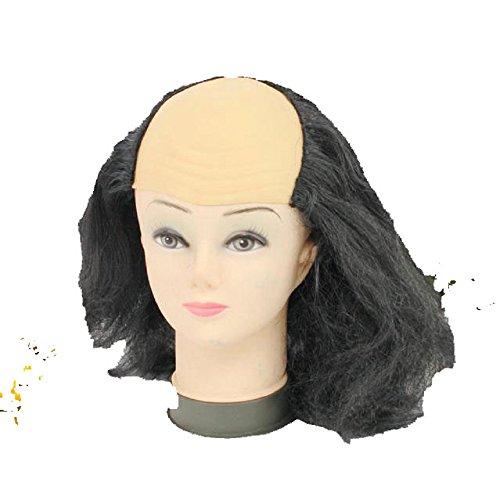 tefamore-maskerade-liefert-glatze-glatze-perucke-perucke-perucke-lustige-alte-dame-perucke-schwarz