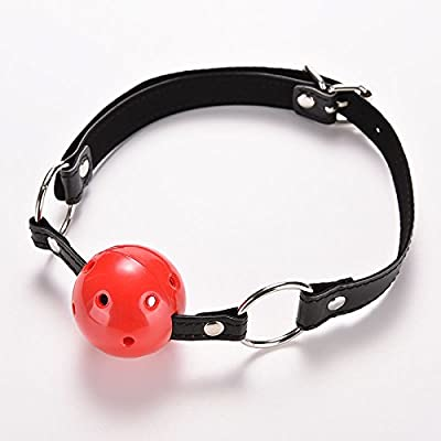 Generic Mouth Ball Gag Sexual Stimulation Sex Toys for Women Role Play Couple Games