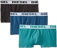 Comprar Diesel, Umbx-Shawn3Pk-00Sb5I-0Gafn - Boxers pack de 3 para hombre