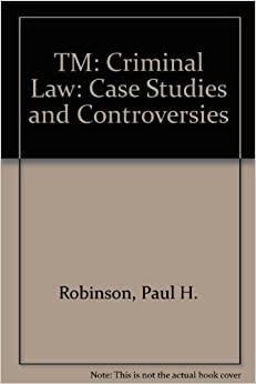 Criminal Justice Case Studies