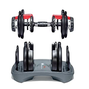41t1KfmXbeL. AA300  My Favorite Dumbbells: Bowflex SelectTech 552 Adjustable Dumbbells