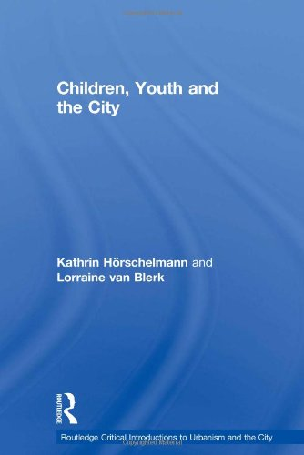 Children, Youth And The City (Routledge Critical Introductions To Urbanism And The City) front-946932