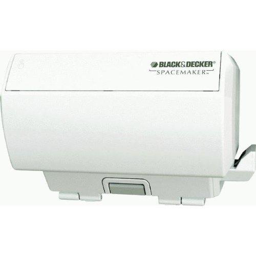 Merveilleux Black U0026 Decker CO100WM SpaceMaker Under The Cabinet Can Opener   White