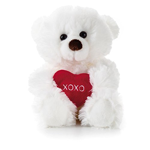 VTD1501 Hugs and Kisses Bear 10 inch by Hallmark