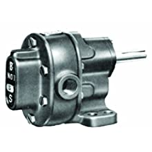BSM Pump 713-10-7 1S Rotary Gear Pump Foot Mounting Without Relief Valve