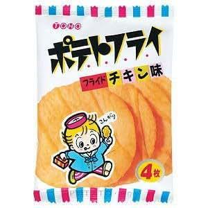【20個入り】ポテトフライドチキン20入 4枚 4901984082357