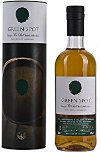 Green Spot Irish Whiskey 0.7 Litre