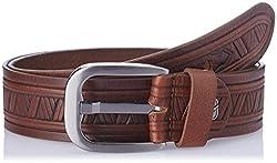 Dandy AW 14 Tan Leather Men's Belt (MBLB-303-S)