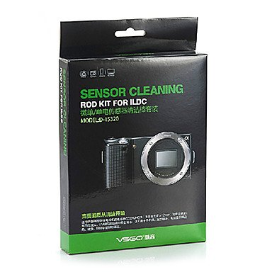 Ty Professional Vsgo D-15320 Digital Single Lens Reflex,Single Electric Format And Sensor Clean Stick Suits
