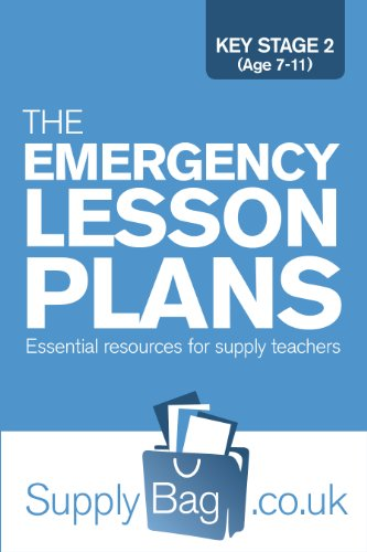 Sharon Wood - The Emergency Lesson Plans - Essential resources for supply teachers