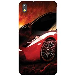 HTC Desire 816 Back Cover - Wow Designer Cases