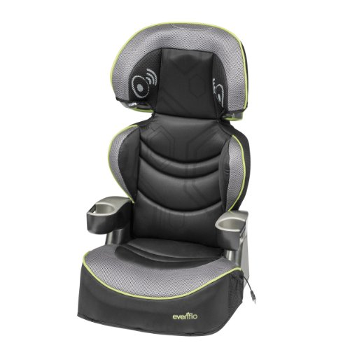 Evenflo Big Kid Dlx Booster Car Seat, Jonah (Amazon.Com Exclusive)