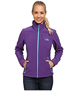The North Face Women's Apex Bionic Jacket Hero Purple Medium