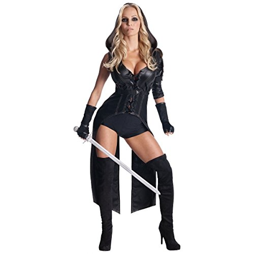 GSG Sweet Pea Costume Adult Sucker Punch Sexy Cosplay Halloween Fancy Dress (2)