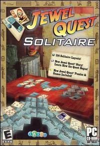 Jewel Quest Solitaire Windows Xp Compatible Cd Rom Computer Game