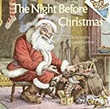 img - for Clement Clarke Moore: The Night Before Christmas (Paperback); 1975 Edition book / textbook / text book