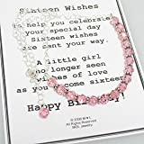 16th Birthday Wish Necklace