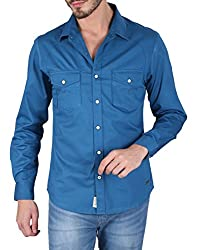 Caricature Casual Full Sleeve Cotton Shirt