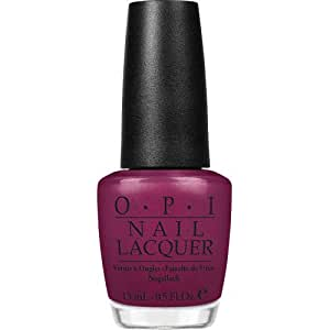 OPI Nail Lacquer, Diva of Geneva, 0.5-Fluid Ounce