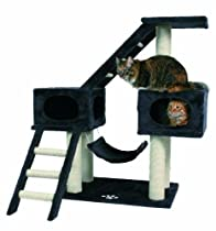 Big Sale Best Cheap Deals Trixie Malaga Cat Playground (Black)