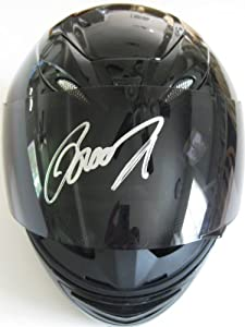 Brad Keselowski, Nascar, Driver, Signed, Autographed, Full Size Helmet, a COA and the... by Coast to Coast Collectibles