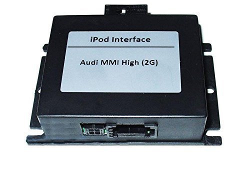 AMI iPod - iPhone 4 4s 5 5s 6 6S Interface inkl. Kabelsatz für MMI 2G