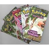 Pokemon Ex Trading Card Game - Holon Phantoms Booster Packs (5-Packs) [Misc.]