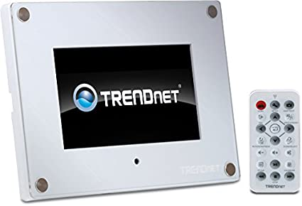 TRENDnet TV-M7 7-Inch Wireless Internet Surveillance Camera & Photo Monitor )