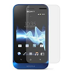 iAccy - Antiglare Screenguard for Sony xperiA Tippo