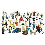 レゴ コミュニティーミニフィギュア 256ピース 9348 Lego Community Miniature Figure Set 256Pieces 9348