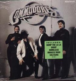 Commodores - Rock Solid - Zortam Music