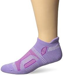 Balega Hidden Contour Socks, Lavender, Medium