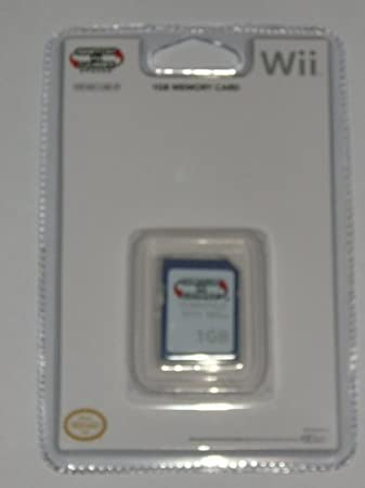 Wii 1gb Memory Card