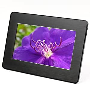 Micca M707 7-Inch 800x480 High Resolution Digital Photo Frame with Auto On/Off Timer