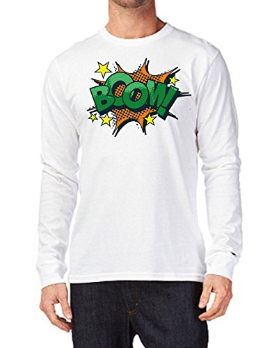 Tshirt maniche lunghe Fumetti - Boom! - Tutte le taglie by tshirteria