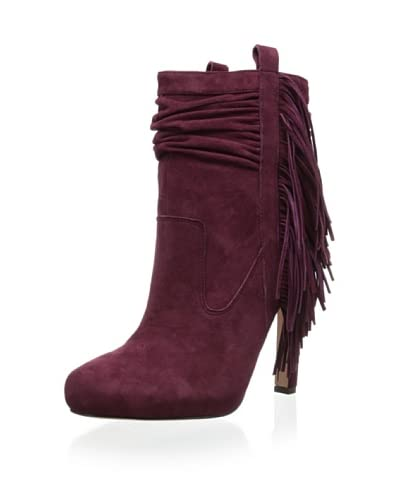 Jean-Michel Cazabat Women's Pampa Ankle Boot with Fringe