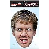 Sebastian Vettel - Maske