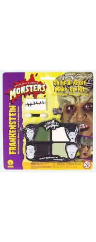 Rubies Costume Company Mens Frankenstein Makeup Kit