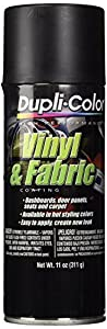 Dupli-Color High Performance Vinyl and Fabric Spray - 11 oz. from Dupli-Color