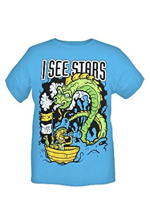 I see stars t shirt 